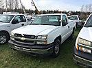 2004 Chevrolet K1500 4x4 Pickup Truck