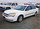 2004 Chevrolet Malibu 4-Door Sedan