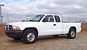 2004 Dodge Dakota Extended-Cab Pickup Truck