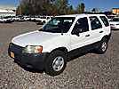2004 Ford Escape 4x4 Sport Utility Vehicle