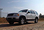2004 Ford Explorer Sport Utility Vehicle