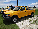 2004 Ford F150 4x4 Extended-Cab Pickup Truck