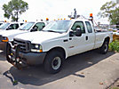 2004 Ford F250 4x4 Extended-Cab Pickup Truck