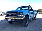 2004 Ford F250 4x4 Service Truck