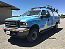 2004 Ford F350 4x4 Extended-Cab Service Truck