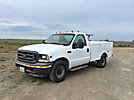 2004 Ford F350 Enclosed Service Truck