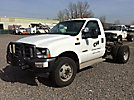 2004 Ford F550 4x4 Cab & Chassis