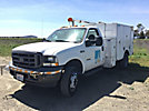 2004 Ford F550 Service Truck