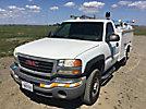 2004 GMC C2500 Service Truck