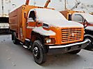 2004 GMC C6500 Chipper Dump Truck
