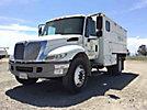2004 International 4300 Chipper Dump Truck