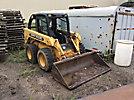 2004 John Deere 250 Series II Rubber Tired Skid Steer Loader