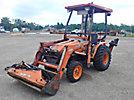 2004 Kubota B21 4x4 Mini Tractor Loader Backhoe