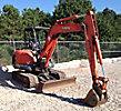 2004 Kubota KX121-3 Super Series Mini Hydraulic Excavator