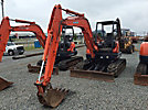2004 Kubota KX161-3 Super Series Mini Hydraulic Excavator