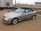 2004 Mercedes-Benz CLK500 2 Door Convertible