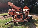 2004 Midsouth 12 Chipper (12 Drum), trailer mtd
