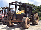 2004 New Holland Woods Boss TB110 4x4 Rubber Tired Utility Tractor
