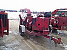 2004 Wood Chuck Hyroller 1200 Chipper (12 Disc), trailer mtd