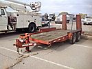2005 Belshe 5-Ton T/A Tagalong Equipment Trailer