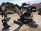 2005 Bobcat 331G Mini Hydraulic Excavator,