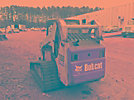 2005 Bobcat T300 Crawler Skid Steer Loader