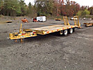 2005 Butler B2024WA 10 Ton T/A Tagalong Equipment Trailer