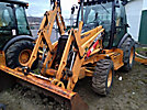 2005 Case 590 Super M Series 2 4x4 Tractor Loader Backhoe