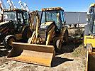 2005 Caterpillar 416D Tractor Loader Extendahoe