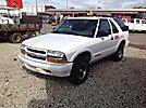2005 Chevrolet Blazer 2-Door Sport Utility Vehicle