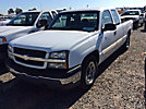 2005 Chevrolet C1500 Extended-Cab Pickup Truck