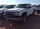 2005 Chevrolet C2500HD Extended-Cab Pickup Truck
