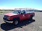 2005 Chevrolet C2500HD Pickup Truck