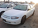 2005 Chevrolet Cavalier 4-Door Sedan