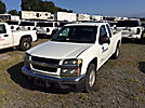 2005 Chevrolet Colorado Extended-Cab Pickup Truck