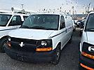 2005 Chevrolet G1500 AWD Cargo Van,