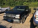 2005 Chevrolet K1500 4x4 Crew-Cab Pickup Truck