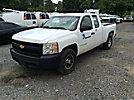 2005 Chevrolet K1500 4x4 Extended-Cab Pickup Truck