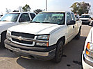 2005 Chevrolet K1500 4x4 Extended-Cab Pickup Truck