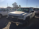 2005 Chevrolet K2500 4x4 Extended-Cab Pickup Truck