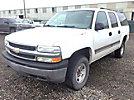 2005 Chevrolet K2500 Suburban 4x4 4-Door Sport Utility Vehicle