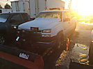 2005 Chevrolet K2500HD 4x4 Extended-Cab Pickup Truck
