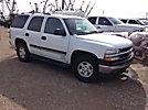 2005 Chevrolet Tahoe 4-Door Sport Utility Vehicle