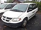 2005 Dodge Caravan Mini Cargo Van