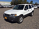 2005 Ford Escape 4x4 Sport Utility Vehicle