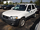 2005 Ford Escape Hybrid 4-Door Sport Utility Vehicle