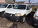 2005 Ford Escape Hybrid 4x4 4-Door Sport Utility Vehicle