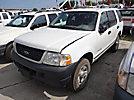 2005 Ford Explorer 4x2 4-Door Sport Utility Vehicle