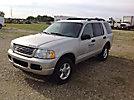 2005 Ford Explorer 4x4 4-Door Sport Utility Vehicle
