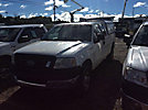 2005 Ford F150 4x4 Extended-Cab Pickup Truck